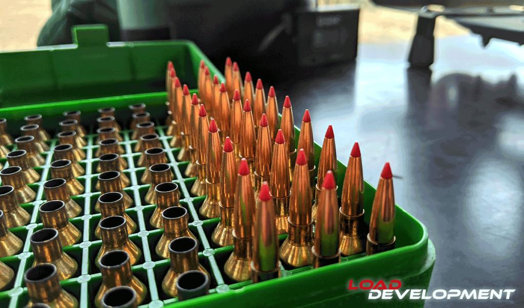 22 creedmoor ammunition
