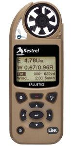 Kestrel 5700 Ballistics
