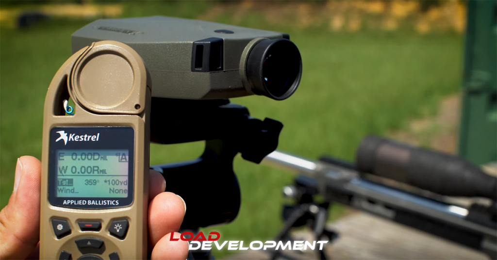 ballistic weather meter for shooting