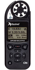 Kestrel 5700 Applied Ballistics