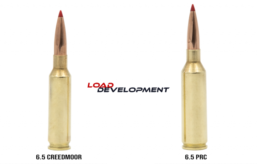6.5 Creedmoor vs 6.5 PRC