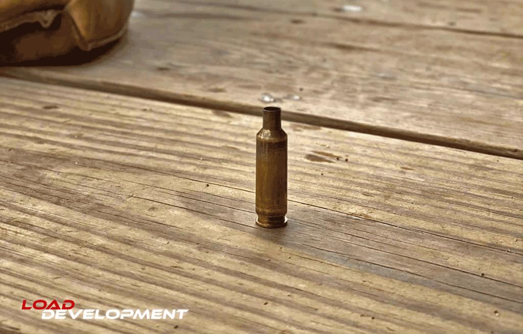 6mm GT brass fired