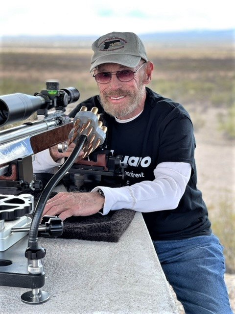 precision rifle shooter charles greer