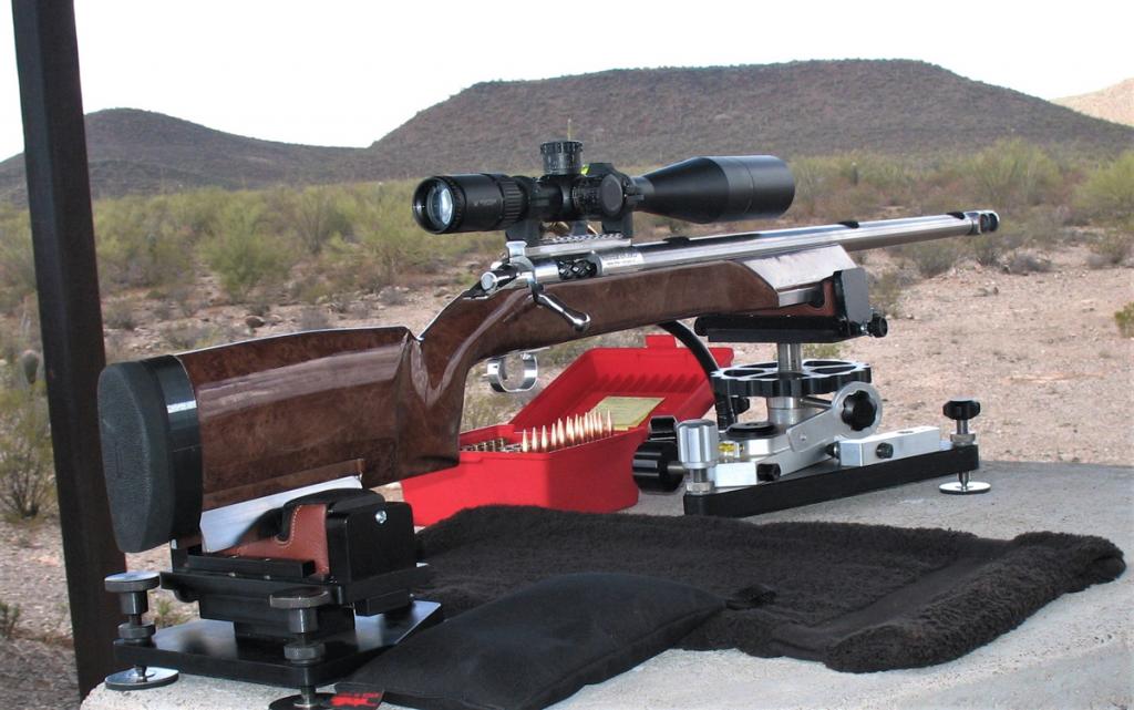 charles greer rifle