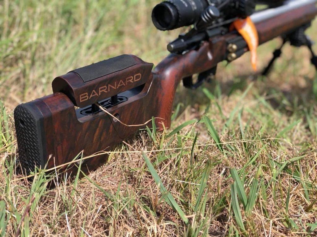 Nick Barnard Precision PRS Rifle