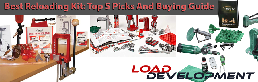 Best Reloading Kit: Top 5 Picks And Buying Guide